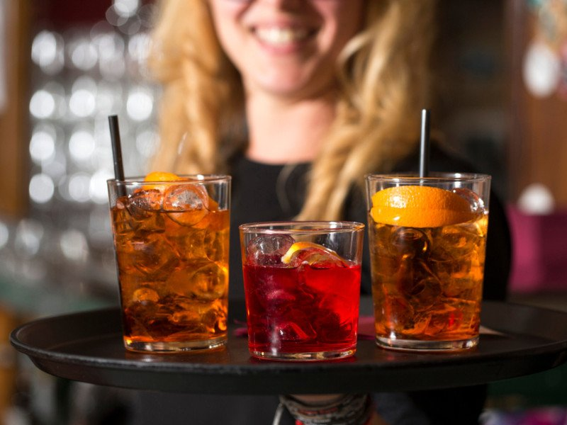 Back in College & Need a Job? Day in the Life of a Cocktail Hostess - Bucks